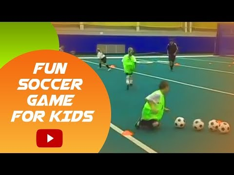 Youth Soccer Games And Drills - Coach Joe Luxbacher