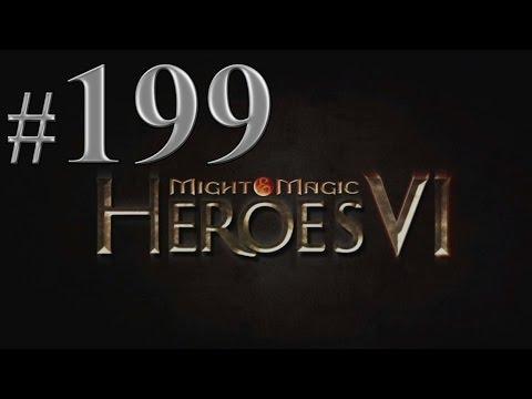 Might & Magic Heroes VI Прохождение Кампании Пляска смерти Герои 6 #199