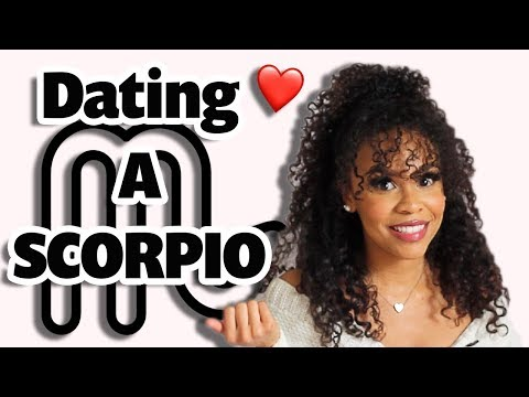 Dating a scorpio man experiences