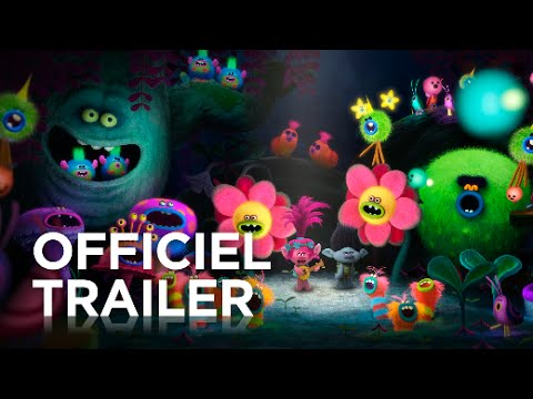 Trolls Officiel Trailer 2 Danmark Youtube