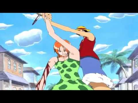 ONEPIECE名シーン ナミ