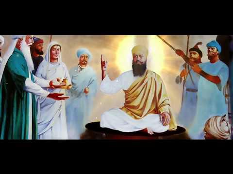 Tera Kiya Meetha Lage | Bhai Arvinder Singh Noor | Shabad | Kirtan | Gurbani | Guru