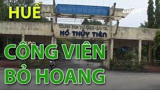 (VTC14)_Công viên bỏ hoang ở Huế nổi tiếng thế giới vì vẻ kinh dị