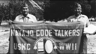 In Search Of History - Navajo Code Talkers (History Channel Documentary)