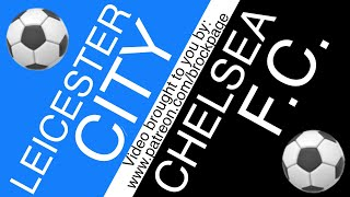 ⚽️ Leicester City Vs Chelsea Free Football Prediction 6-28-20 English Fa Cup Soccer Picks & Odds