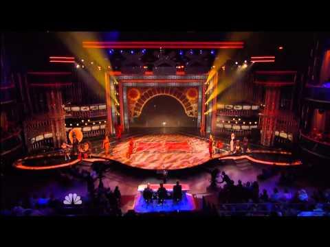 Cirque du soleil - America