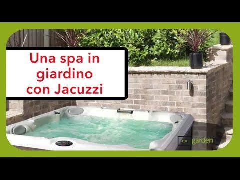 Spa Per Giardino Vasche Idromassaggio Da Esterno Jacuzzi Youtube