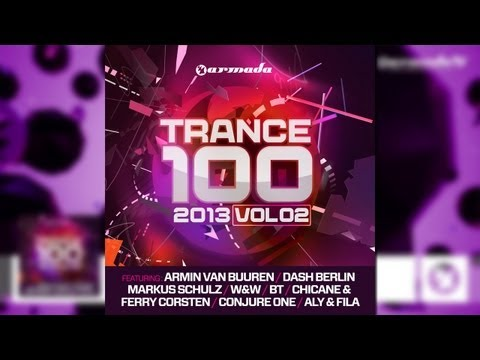 Out now: Armada Trance 100 - 2013, Vol. 2
