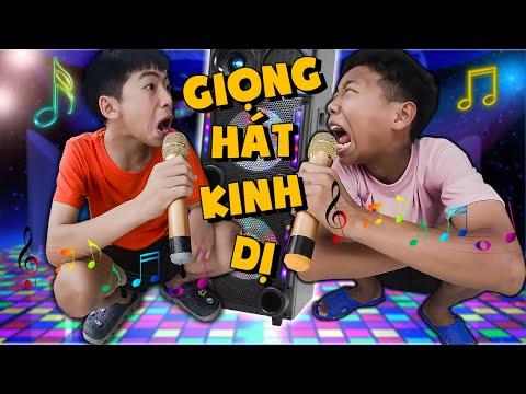 Thái Chuối   Cuộc Thi Hát Karaoke Thảm Họa - Giọng Hát Trẻ Trâu