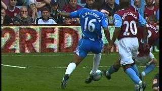 2007-08 Aston Villa Vs Wigan (0-2)