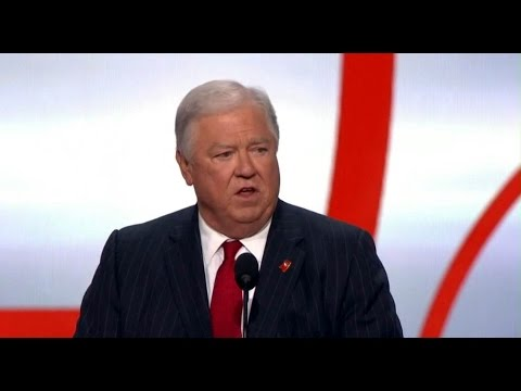 Gov. Haley Barbour. Speech at Republican National Convention. July 18, 2016.