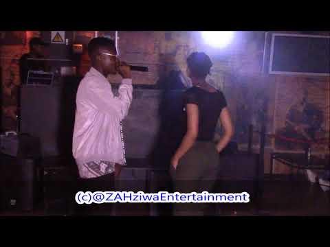 Miami Events Cape Town  Party Litest Dance Moves  Moechiez Performance