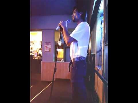 Karaoke Tony  (Chris Isaaks Wicked Game)