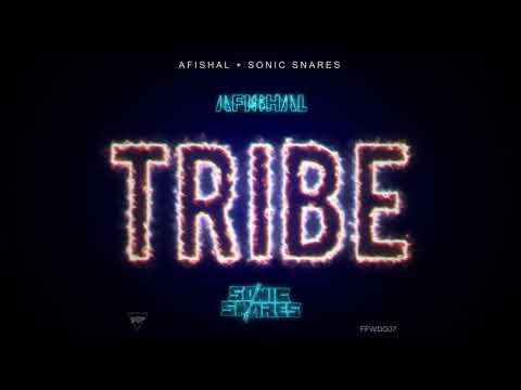 AFISHAL & Sonic Snares - Tribe (Original Mix)