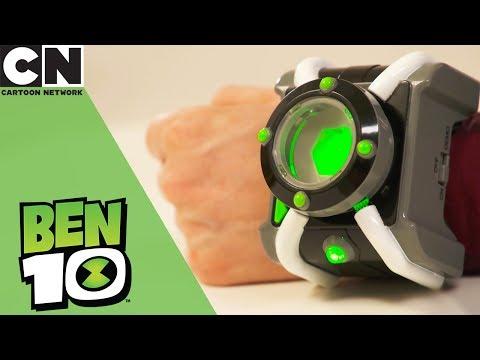 Ben 10 | The Deluxe Omnitrix Unboxing | Cartoon Network  | Ad Feature thumbnail