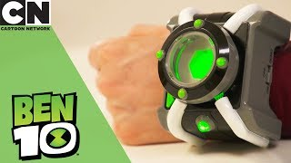 Ben 10 | The Deluxe Omnitrix Unboxing | Cartoon Network  | Ad Feature