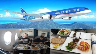 Air Tahiti Nui BUSINESS CLASS 787 Dreamliner Review