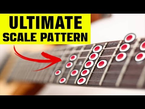 """Ultimate"" Scale Pattern - Do This EVERY SINGLE Day! (PRACTICE OR NOT)"