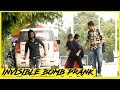 Invisible Bomb Prank (FIRST TIME IN INDIA) With HOT Girls | Prank In India | Soch Te Raho