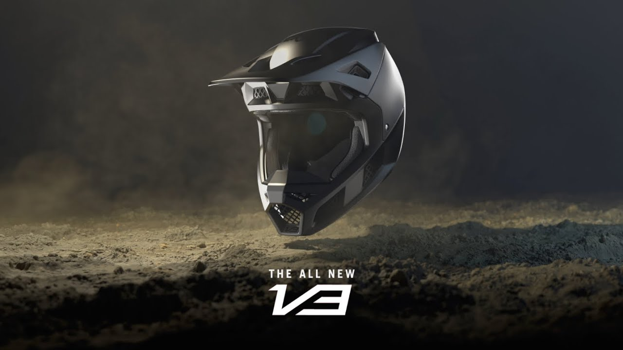 FOX MX | V3 HELMET | THE MOST COMPLETE APPROACH TO SAFETY AND PERFORMANCE