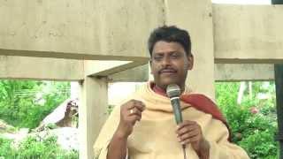 Bhakta Potana's spiritual education-1 @ Bapatla