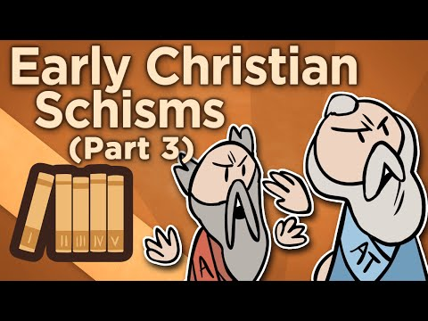 Early Christian Schisms - III: The Council of Nicaea - Extra History
