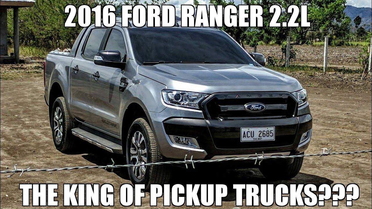 New Ford Ranger 2016 >> 2016 Ford Ranger Wildtrak 2 2