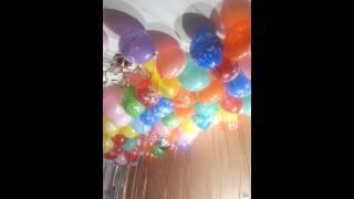 видео Воздушные шары в Троицке