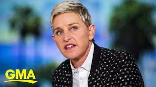 Ellen DeGeneres supported by A-list stars amid controversy l GMA
