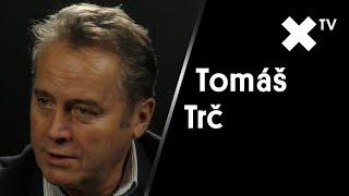 """""""V ortopedii nic nejde bez krve. Důležité je, aby byl operatér v pohodě."""" – říká ortoped Tomáš Trč"""