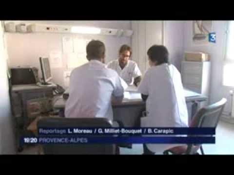 Réunion d'information CHU Marseille 10 octobre 2013