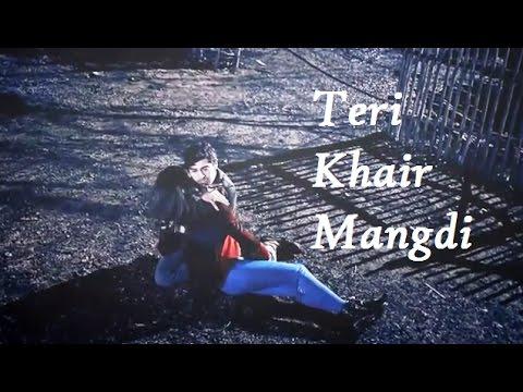 Teri Khair Mangdi Bewafa Murat & Hayat Video Song