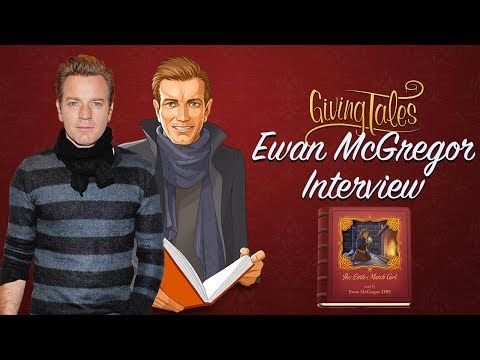 Ewan McGregor's Interview with GivingTales
