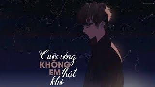 Cuộc Sống Không Em Thật Khó - Chu Bin [ Lyrics ]