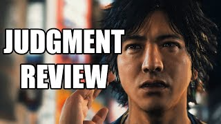 Judgment Review - Yet Another EXCEPTIONAL PS4 EXCLUSIVE! (Video Game Video Review)