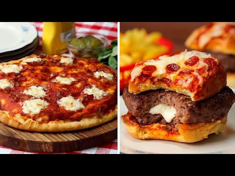 Twisted's All Time Favorite Pizza Recipes