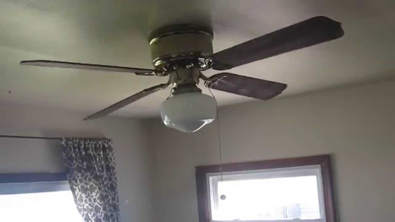Smc Emperor Hugger 52 Quot Ceiling Fan Hd Remake Youtube