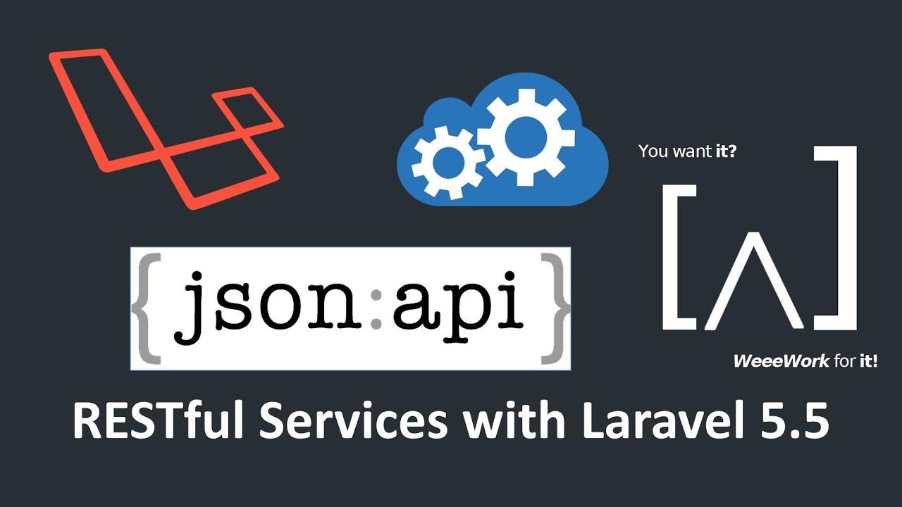 RESTful API with Laravel 5 5 - 18 Using JWT Auth in Laravel 5 5