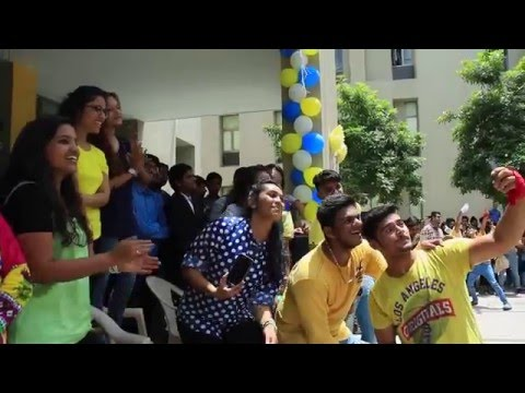 Auro University Flash Mob 2.0 (2015)