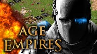 JUGANDO Age of Empires - COMANDOS EN EL NEOLÍTICO (Mayorcete)