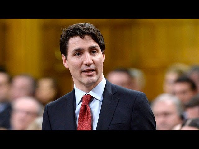 Trudeau on new legal framework for Indigenous people #1