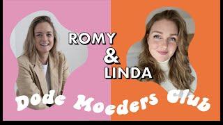 """""""Ik ben jaloers op vriendinnen die hun moeder nog hebben"""" - DODE MOEDERS CLUB met Romy Hommersom"""