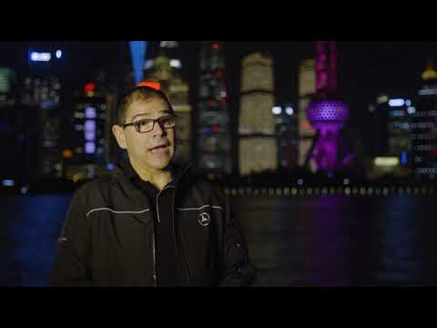 Mercedes-Benz Intelligent World Drive Shanghai - Jochen Haab