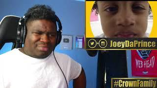 FIRST TIME HEARING - Joyner Lucas ft. Timbaland - 10 Bands (ADHD) REACTION