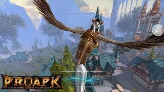 Tales of Gaia Gameplay Android / iOS (3D Open World MMORPG) (by Snail Games USA) (CBT)