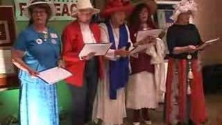 Video Raging Grannies of Tucson Sing God Help America download MP3, 3GP, MP4, WEBM, AVI, FLV Maret 2018
