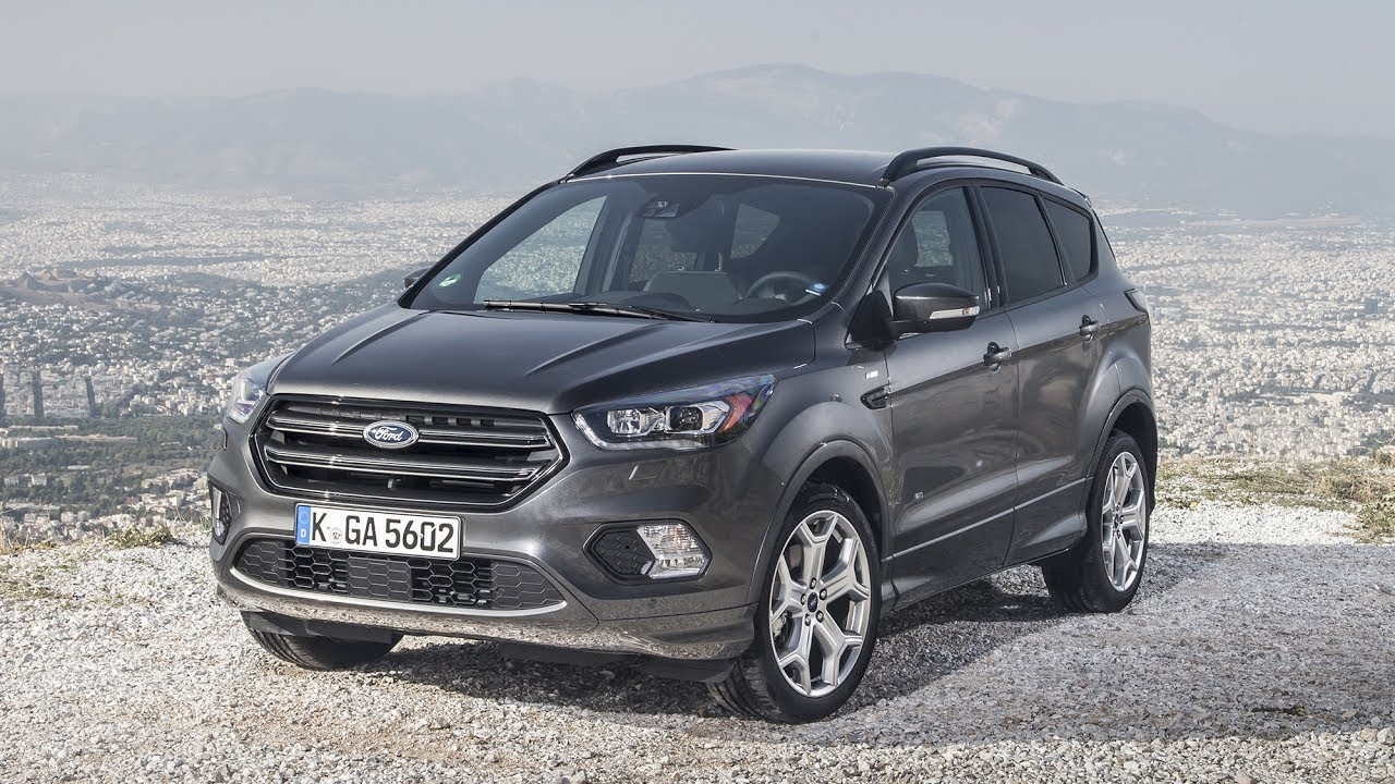 ford kuga 2017 prueba test an lisis review en. Black Bedroom Furniture Sets. Home Design Ideas
