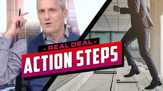 HOW TO TAKE ACTIONS STEPS - Brian Rose