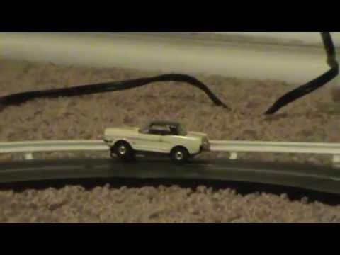 Vintage Model Motoring Slot Cars By Aurora