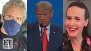 Celebs React To Final U.S. Presidential Debate